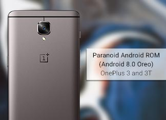 Install Oreo-based Paranoid Android on OnePlus 3/3T - Featured Image