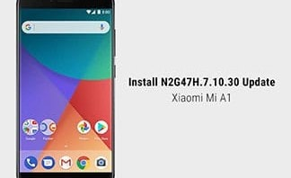 How to Install Xiaomi Mi A1 November Update - Featured Image