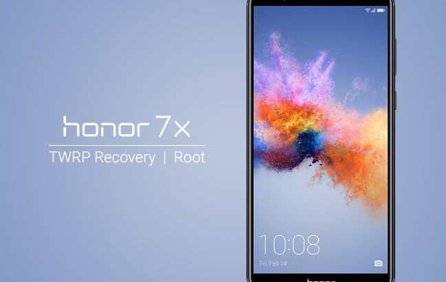 How to Install TWRP Recovery and Root Honor 7X