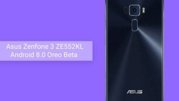 Install Android 8.0 Oreo Beta on Asus Zenfone 3 ZE552KL