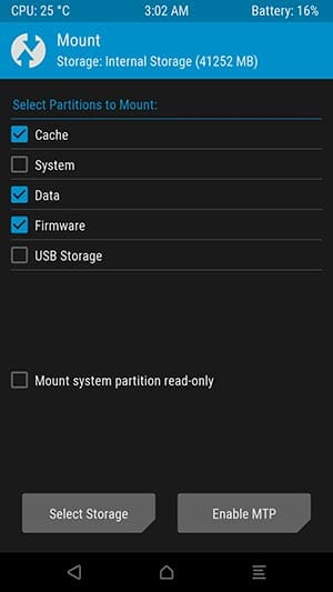 Install TWRP Recovery and Root Honor 7X - Enable MTP