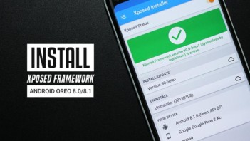 Install Xposed Framework on Android Oreo