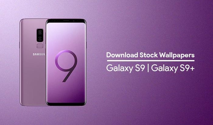 Download Samsung Galaxy S9 Stock Wallpapers
