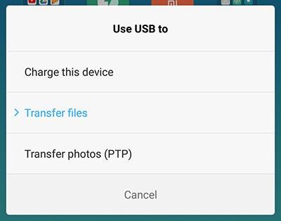 Enable Face Unlock on Redmi Note 4 - Screenshot 1