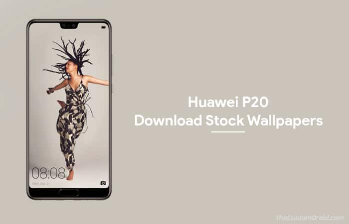 Download Huawei P20 Wallpapers
