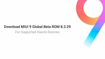 Download MIUI 9 Global Beta ROM 8.3.29 for Xiaomi Devices