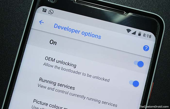 How to Enable Developer Options, USB Debugging and OEM Unlock on Android Devices