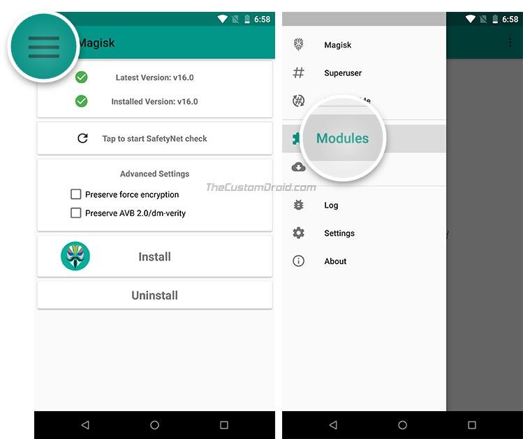Fix Xiaomi Mi A1 Slow Motion Video Recording - Magisk Modules