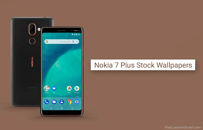 Download Nokia 7 Plus Stock Wallpapers
