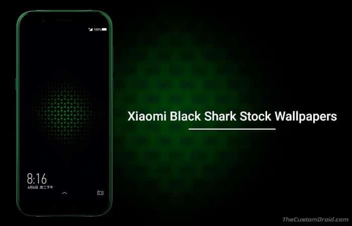Download Xiaomi Black Shark Stock Wallpapers