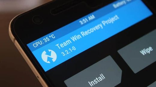 Download and Install TWRP Recovery on Android Devices
