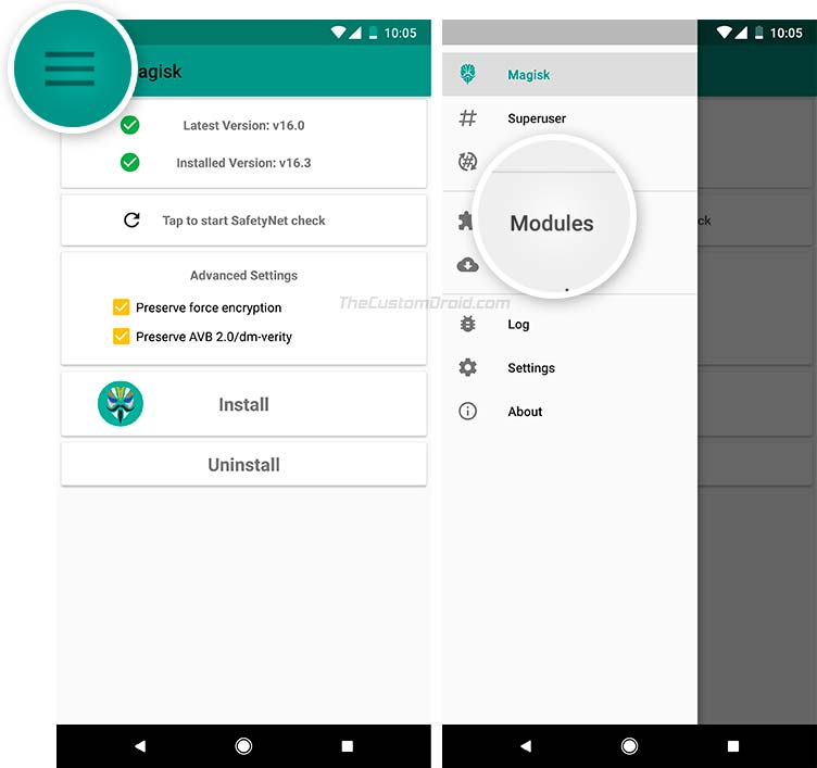 Fix Android 8.1 Oreo Multi-Touch Issue using Magisk Module