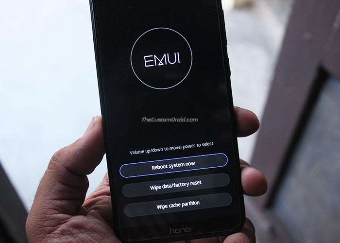 How to Boot Honor 9 Lite Recovery Mode