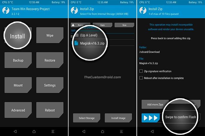How to Root Xiaomi Mi Mix 2S using Magisk