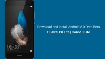 Install Android 8.0 Oreo Beta on Huawei P8 Lite and Honor 8 Lite