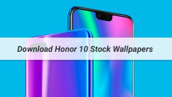 Download Honor 10 Stock Wallpapers