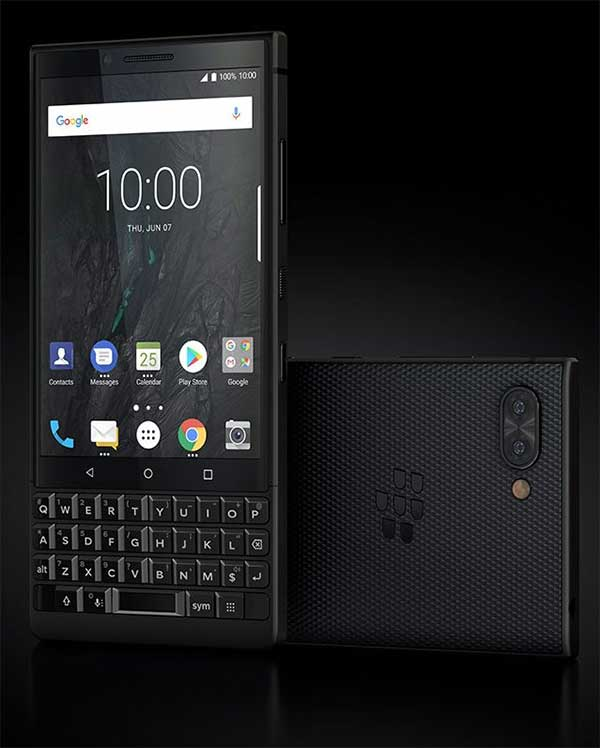 BlackBerry Key2 Leaks Images - Evleaks - 2