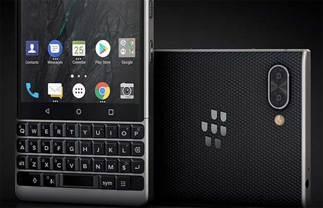 BlackBerry Key2 Leaks Images and Specs Surface Online
