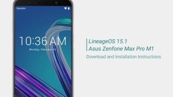 How to Install LineageOS 15.1 on Asus Zenfone Max Pro M1