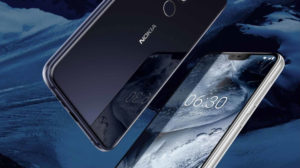 Latest update for Nokia X6 lets you hide the notch