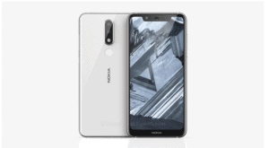 Nokia 5.1 Plus appears on TENAA, photos and specs revealed