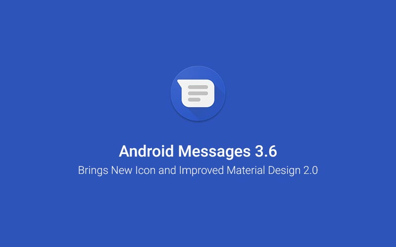 Download Android Messages 3.6 APK