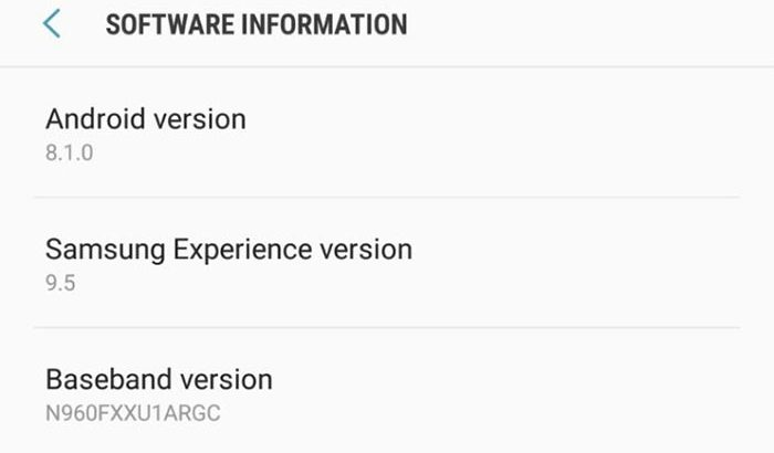 First Galaxy Note 9 Firmware Available Now for Download