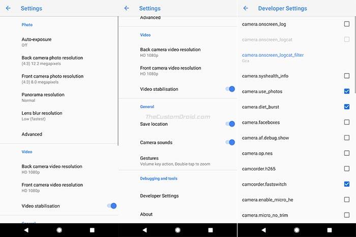 Google Camera Mod on Asus Zenfone Max Pro M1 - Screenshots