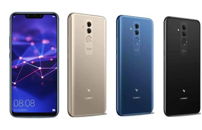 Huawei Maimang 7 Color Variants