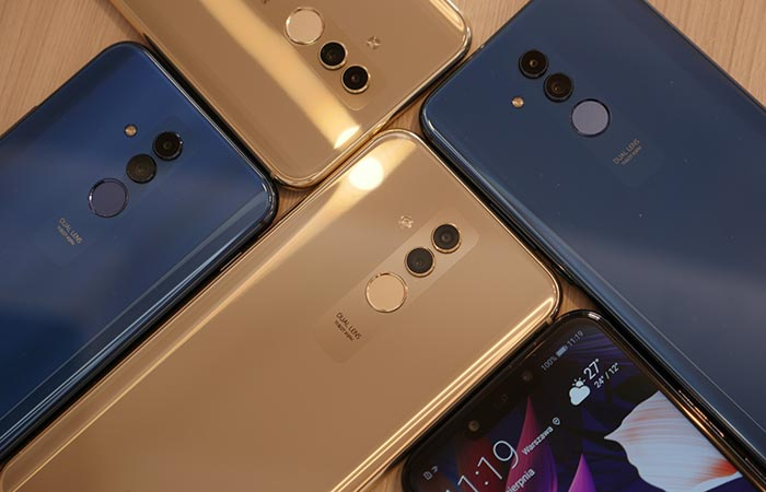 Huawei Mate 20 Lite Color Variants