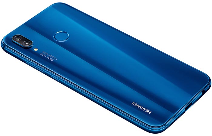 Huawei Mate 20 Lite Design