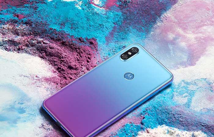 Motorola Moto P30 Design