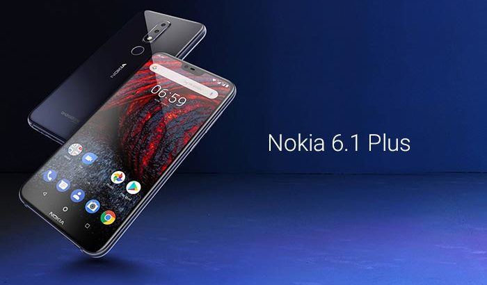 Nokia 6.1 Plus Specifications, Price, and Availability
