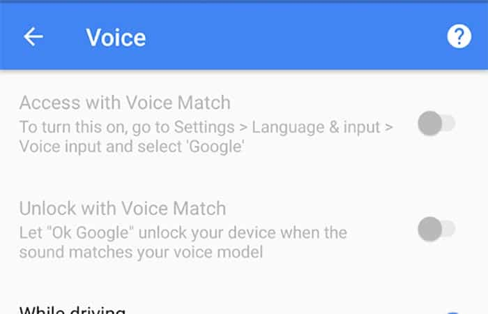 Ok Google Detection Currently Broken on many phones