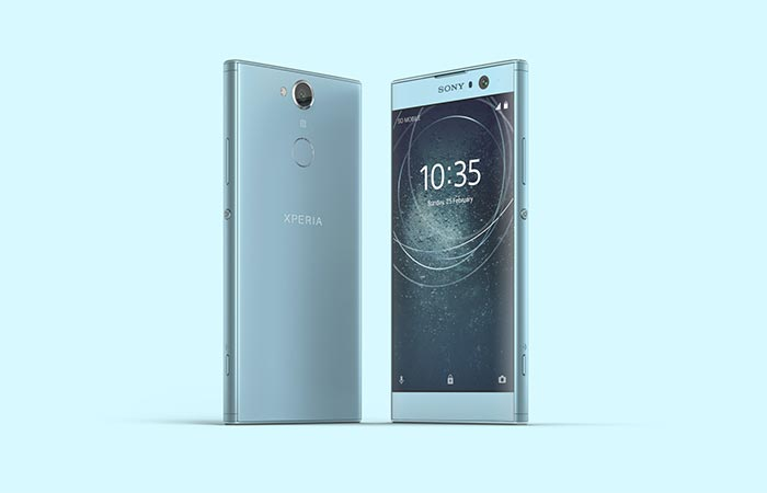 Sony Xperia XA2 and XA2 Ultra July 2018 Security Update