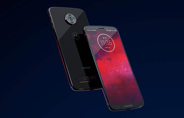 Verizon Motorola Moto Z3 August 2018 Security Update