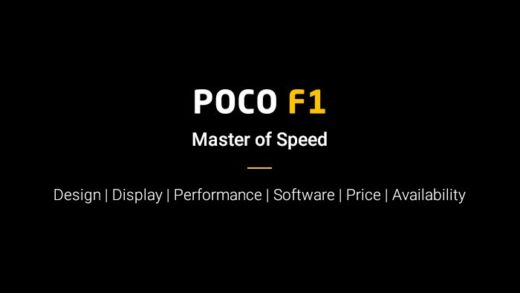 Xiaomi Poco F1 All you need to know before buying it