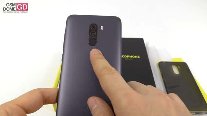 Xiaomi Pocophone F1 Unboxing Video - Camera