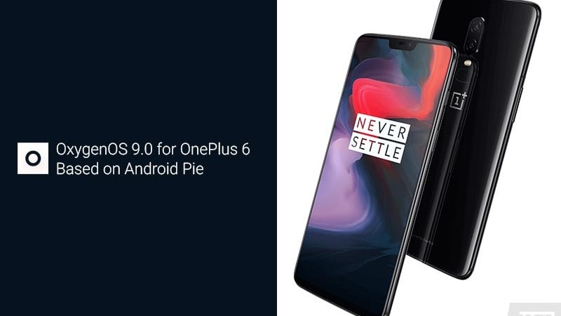 Download OnePlus 6 OxygenOS 9.0 Update based on Android Pie