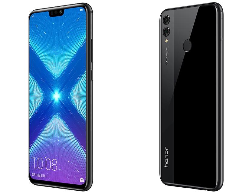 Honor 8X Design