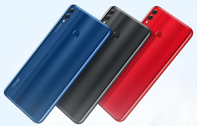 Honor 8X Max Color Variants, Price, and Availability