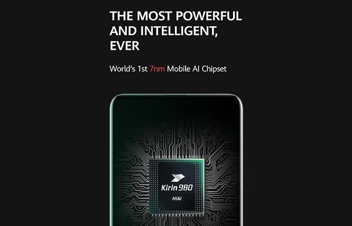 Huawei Kirin 980 Announced