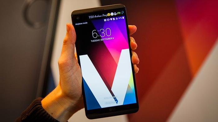 Android 8.0 Oreo Update for International LG V20