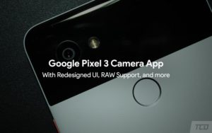 Download Google Pixel 3 Camera App APK