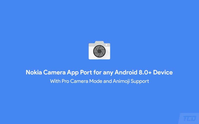 Download Nokia Camera App Port for Any Android 8.0+ Device (APK)