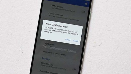 How to Root Google Pixel 3 (XL) - Enable OEM Unlocking