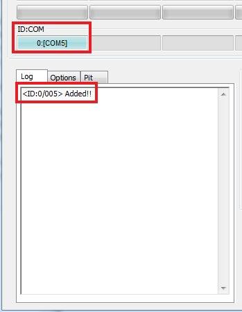 Install TWRP Recovery on Galaxy Tab S4 - Odin ID COM Port