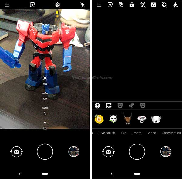 Nokia Camera App Port - How to Use Animoji/3D Personas
