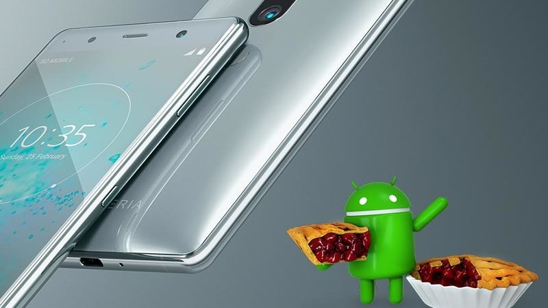 Xperia XZ2 Android Pie Update