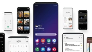 Android Pie-based One UI Beta on Samsung Galaxy S9/S9+